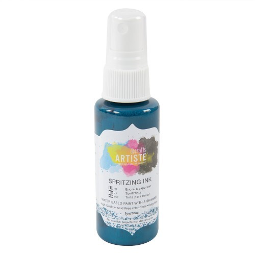 Spritzing Ink 2oz - Ocean Blue