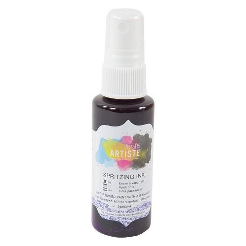 Spritzing Ink 2oz - Violet