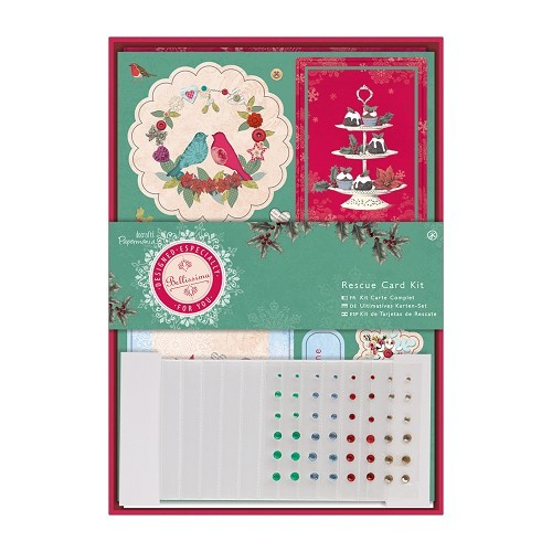 Rescue Card Kit - Bellissima Christmas