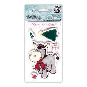 Tall Urban Stamp Duo - Boofle? (Donkey)