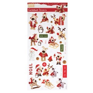 Cardstock Stickers - Mini Boofle?