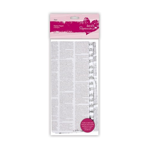 Tissue paper (20pk)