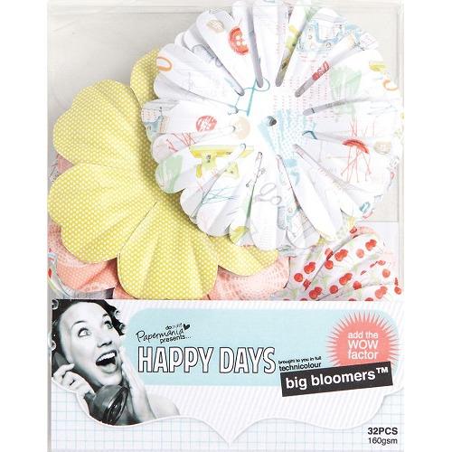 Big Bloomers - Happy Days