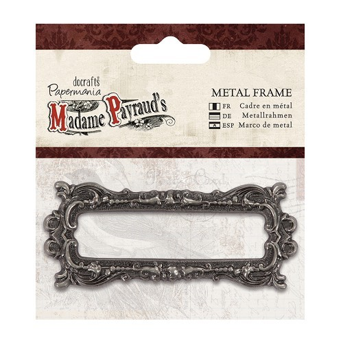 Metal Frame - Madame Payraud - Memories
