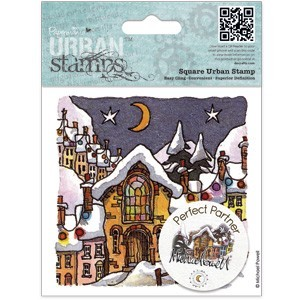 4x4 Urban Stamp - Michael Powell (Silent Night)