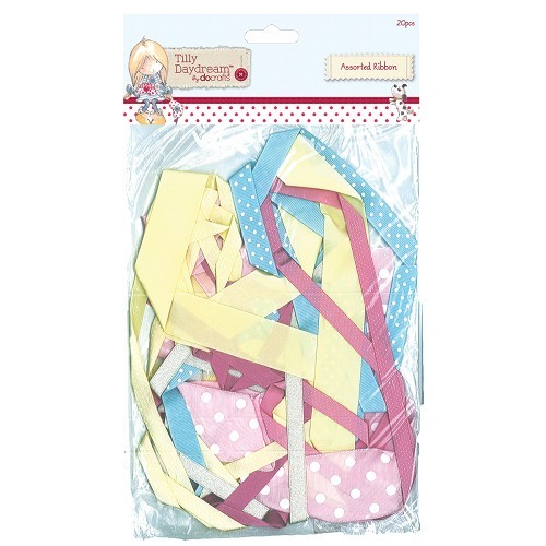 Assorted Ribbon (20pcs) - Tilly Daydream