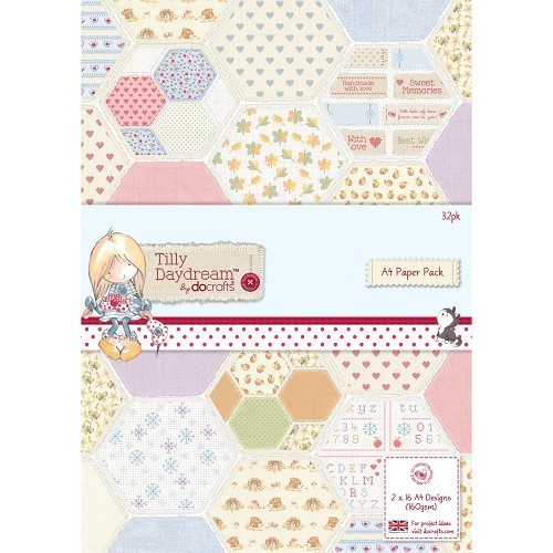 A4 Paper Pack (32pk) - Tilly Daydream