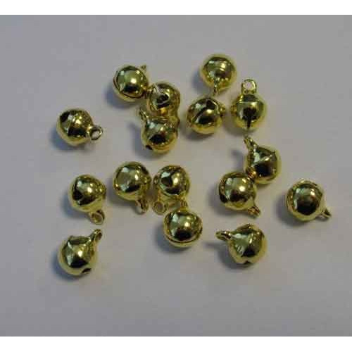 Jewelry Bells 8mm Goud 12242-4212