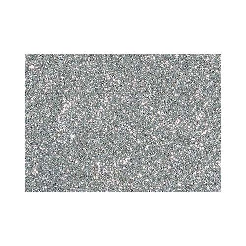 zilver glitter A4
