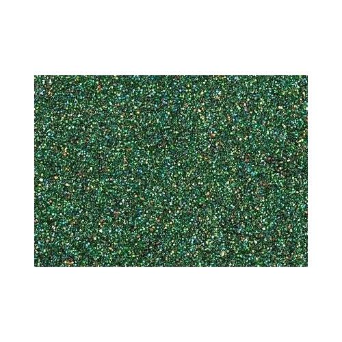 Groen glitter A4