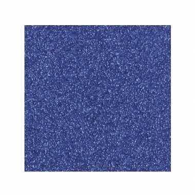 A4 glitter Donker Blauw