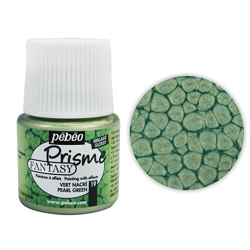Prisme Effect Paint, Pearl Green