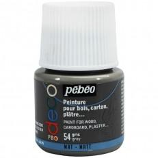 Pébéo Déco - GRIS - mat - 45ml