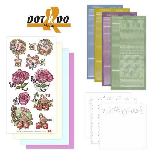 Dot en Do 2 - Floral