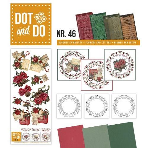 Dot & Do 46 - Bloemen & Brieven