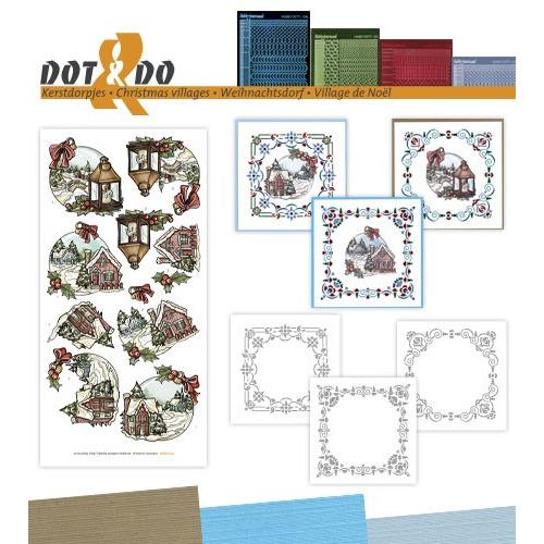 Dot & Do 42 - Sneeuwlandschappen
