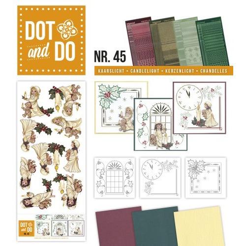 Dot & Do 45 - Kaarslicht