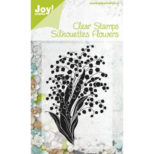 Joy! stempel flowers #MEI13