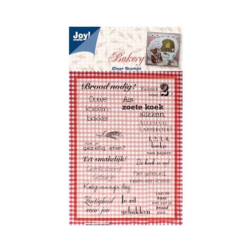 Joy! stempel tekst NL  #NOV13