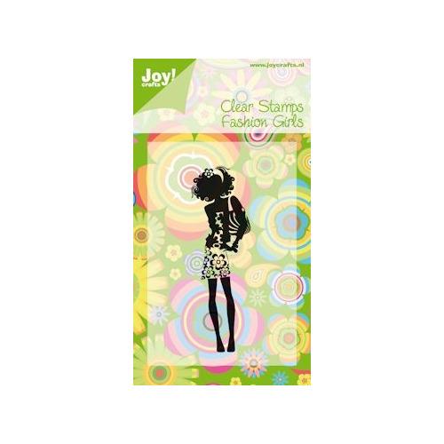 Joy! stempel fashion girls #FEB14