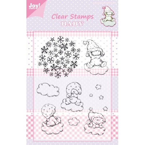 Clear stamps - winter beren