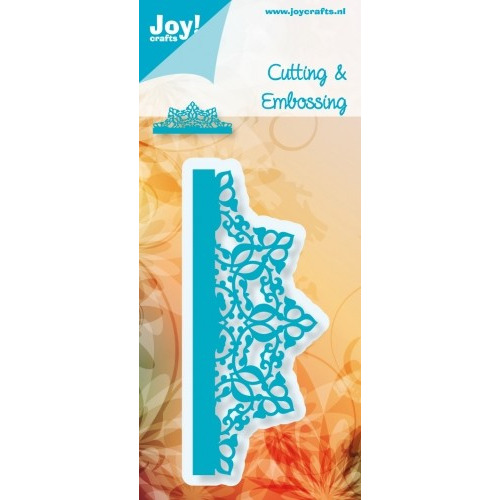 Cutting & Embossing stencil - rand