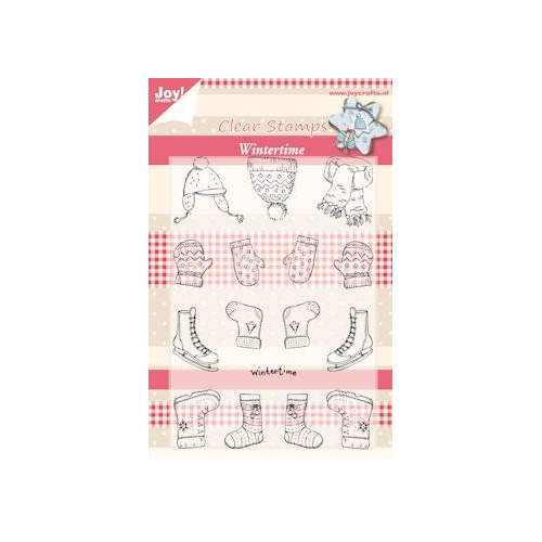 Joy! stempel wintertime 1 A6
