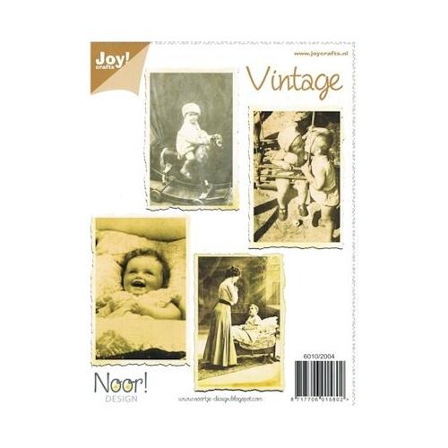 Joy! knipvel A5 vintage 2 #OKT