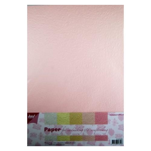 Paper Blossoms Papierset - licht