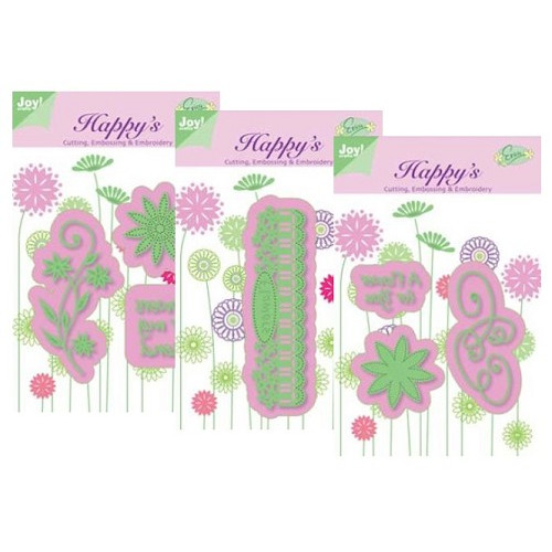 Joy Set Aanbieding Flowers #JUN
