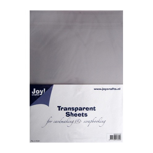 A4 Transparant Sheets #MRT13