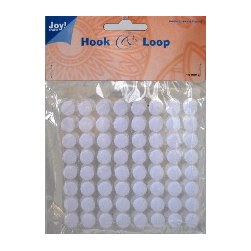 Hook & Loop rond, 10 mm #MRT13