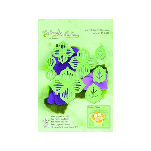 LeCrea Multi Die flower 002 #JAN13