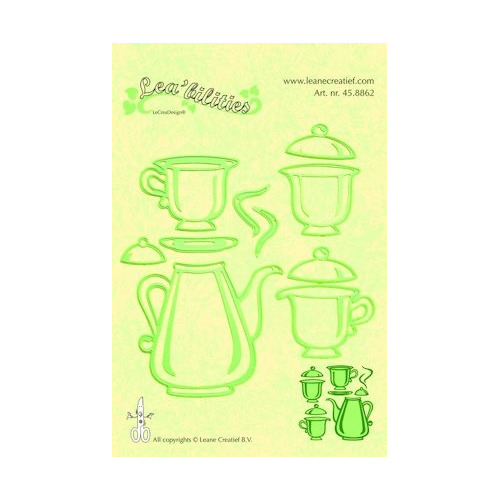 Lea'bilitie mal tea set