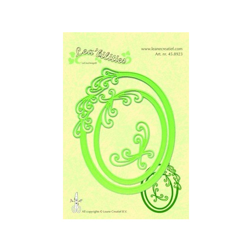 Lea`bilitie mal frame oval curves