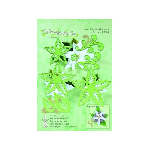 LeCrea Multi Die flower 004