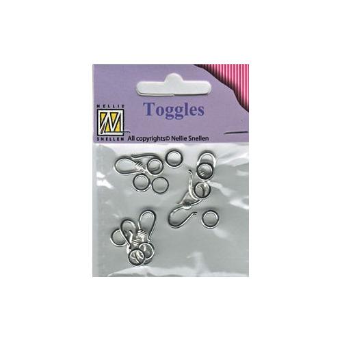 Bracelet toggles BTOG-003 nr. 8592 silver