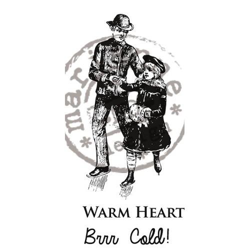 Marianne D Stempel Warm Heart - CS0908
