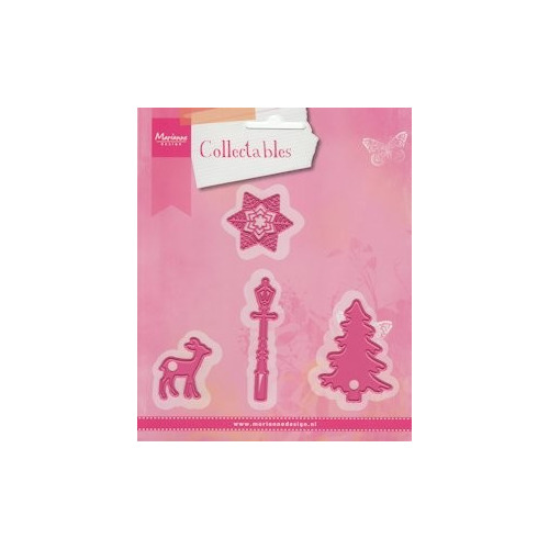 Collectables set christmas village deco set #JUL13