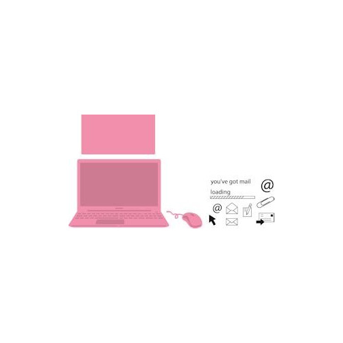 COL1372 Marianne D Collectable Laptop