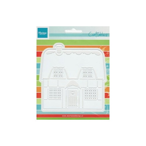 Craftables stencil English Cottage #JUN