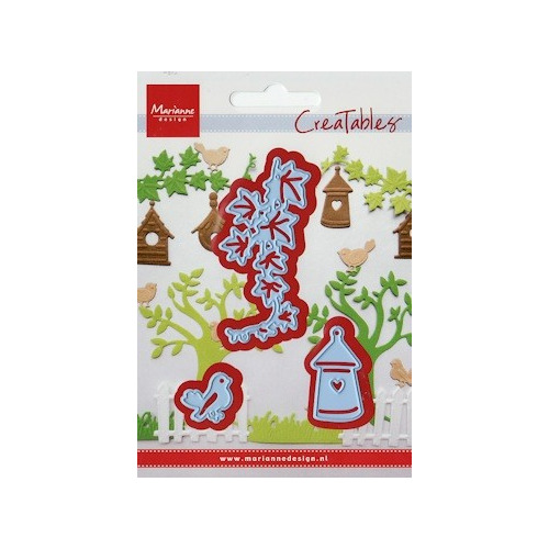 Creatables stencil ivy #JAN