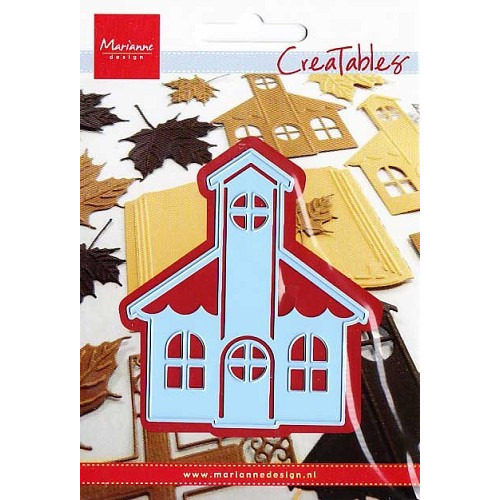 LR0254 Creatables stencil kapelletje #NOV