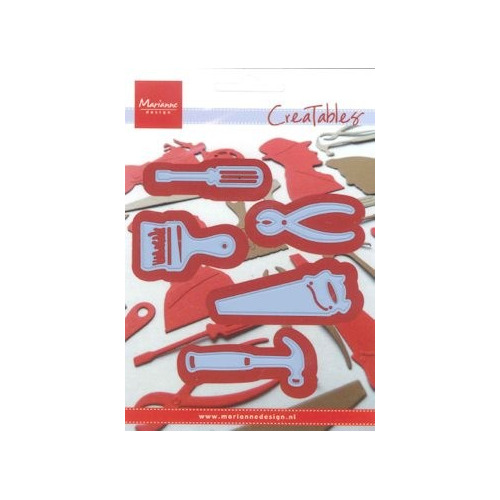 Creatables stencil tool set #NOV13