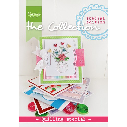 Marianne Design Leaflet Quilling - Special #sep14
