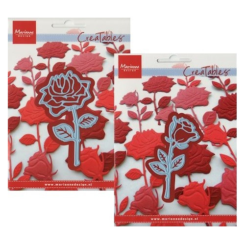 Set Aanbieding MD Roses #JAN14