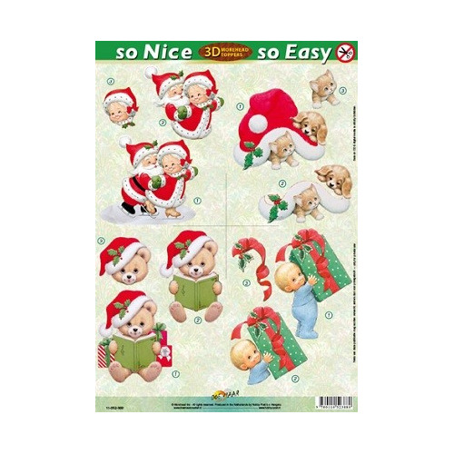 Moreheads - So Nice So Easy - Stansvel - 11-052-388 kerst