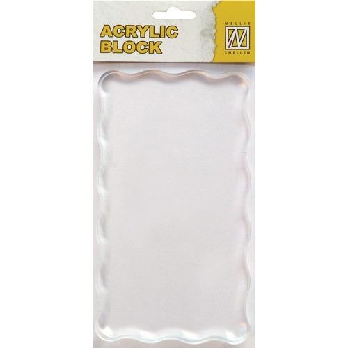 Acrylic Block 160x90x8