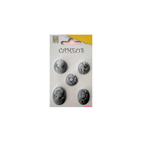 Set cameo`s black #AUG