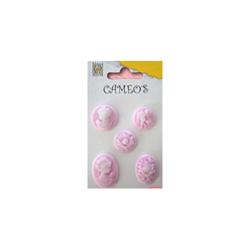 Set cameo`s pink #AUG